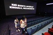 Od piatku kino znova premieta.