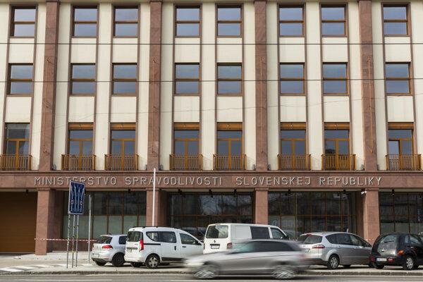 Ministerstvo spravodlivosti.