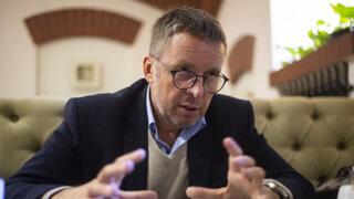 O Sputniku s Ivanom Miklošom: Problém je Igor Matovič