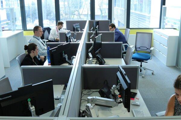 Centrum zdieľaných služieb IBM na Slovensku