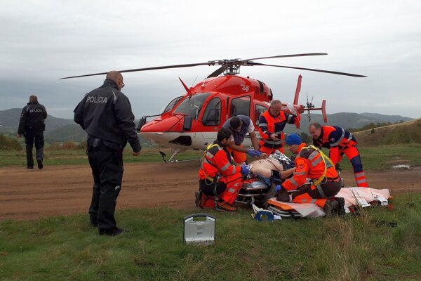 Posádky ATE zasahujú najmä pri úrazoch vhorských oblastiach, vlesných terénoch, odľahlých lokalitách, pri dopravných nehodách, záplavách či hromadných nešťastiach.