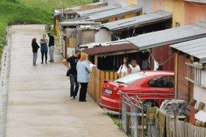 Pracovníci mesta na Rybníčku už ráno robili opatrenia.