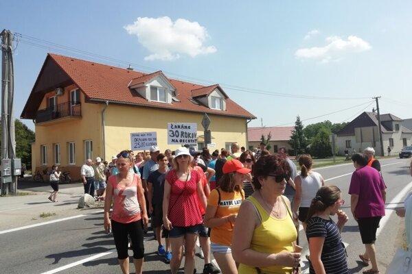 Blokáda v Jablonici