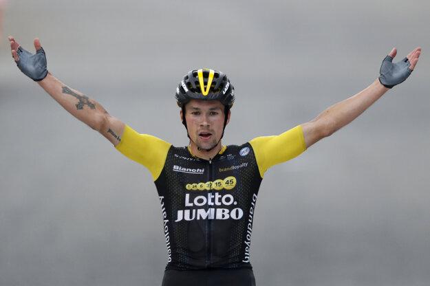 Primož Roglič - najväčší favorit na víťazstvo na Tour de France?