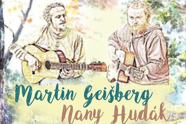 Martin Geišberg a Nany Hudák budú koncertovať v Prievidzi.