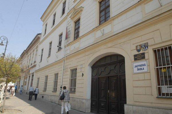 Stredná priemyselná škola dopravná v Košiciach.
