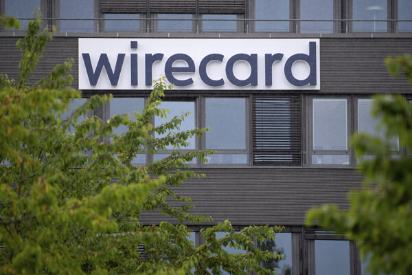 Sídlo spoločnosti Wirecard v nemeckom Aschheime.