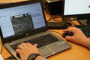Študenti mapovali územia obcí s rómskou populáciou.