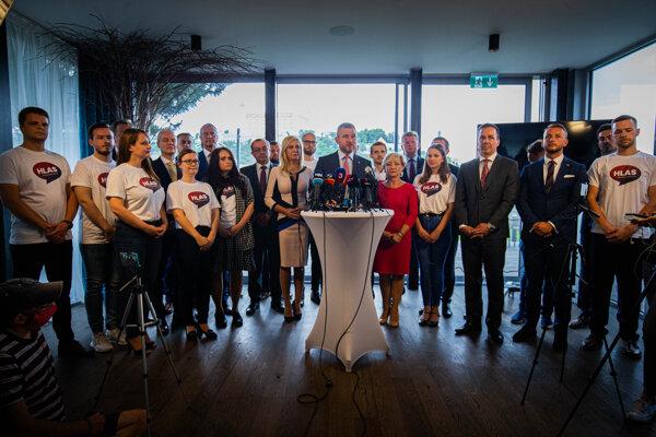 Pellegrini zakladá novú politickú stranu, volať sa bude Hlas - Sociálna demokracia.