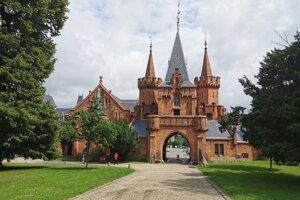 Hradec nad Moravicí - Červený zámok