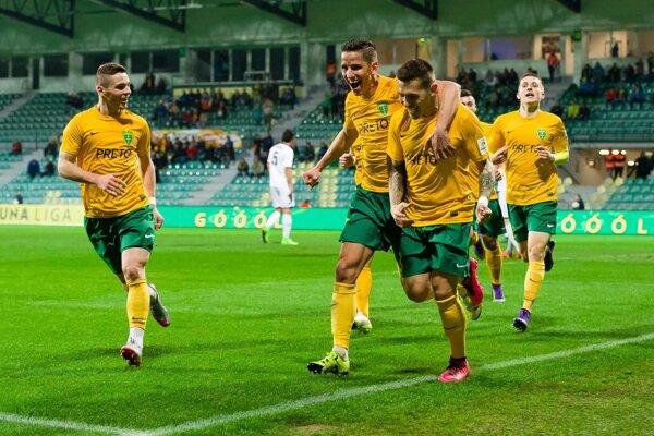 Futbalistov MŠK Žilina čaká zajtra ďalší ligový zápas.