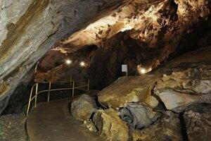 Belianska jaskyňa.