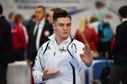 Nádej slovenského karate - Pavol Szolár.