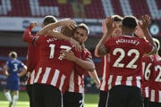 Futbalisti Sheffield United.
