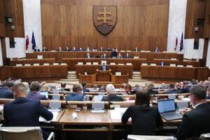 Národná rada SR.
