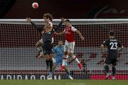 Zápas FC Liverpool - Arsenal Londýn.