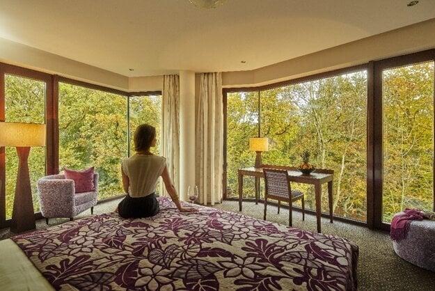 Väčšinu klientov hotela Zochova chata tvoria páry, preto sa rozhodli služby orientovať na dospelú klientelu