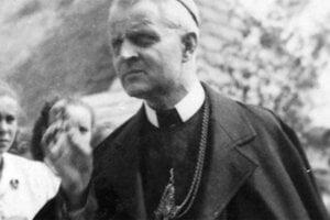 Pavol Peter Gojdič bol vo vykonštruovanom procese odsúdený na doživotie, zaplatenie vysokej pokuty a odňatie občianskych práv.