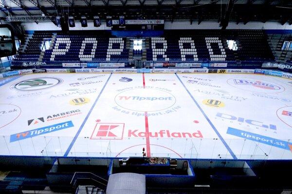 V Poprade veria, že štadión budú môcť na zápasoch Tipsport ligy zaplniť celý.