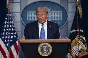 Prezident USA Donald Trump.