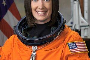 Astronautka z NASA Megan McArthurová.