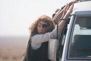 Vo filme Súkromná vojna stvárnila vojnovú reportérku Marie Colvin herečka Rosamunde Pike