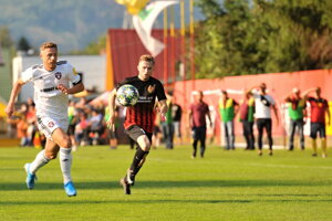 V minuloročnej edícii Slovnaft Cupu zavítal v 2. kole Spartak Trnava do Bánovej pri Žiliná.