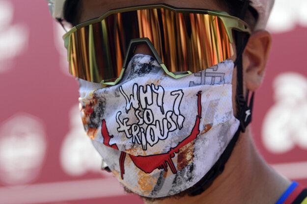 Peter Sagan pred Strade Bianche 2020.