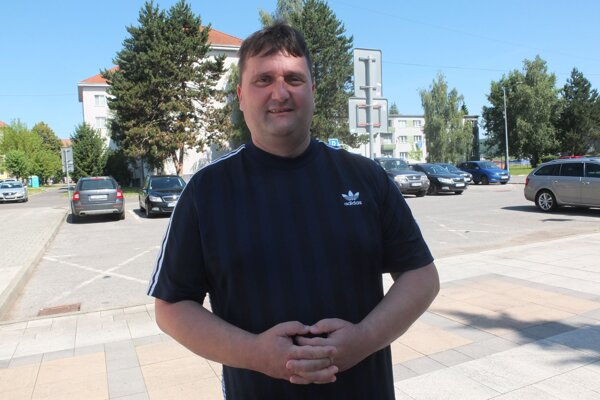 Igor Rozenberg, predseda predstavenstva FK Pohonie.