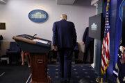 Ako by sa zachoval Donald Trump v prípade prehry.