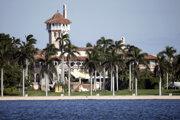 Trumpova Mar-a-Lago na Floride.