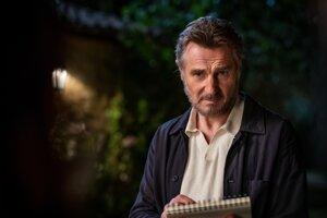 Liam Neeson v najnovšom filme Láska v Toskánsku hrá otca, ktorý znovuhľadá cestu k synovi