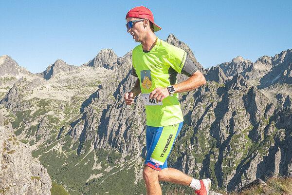 Michal Tuka odbehol najťažšie preteky do vrchu na Slovensku.
