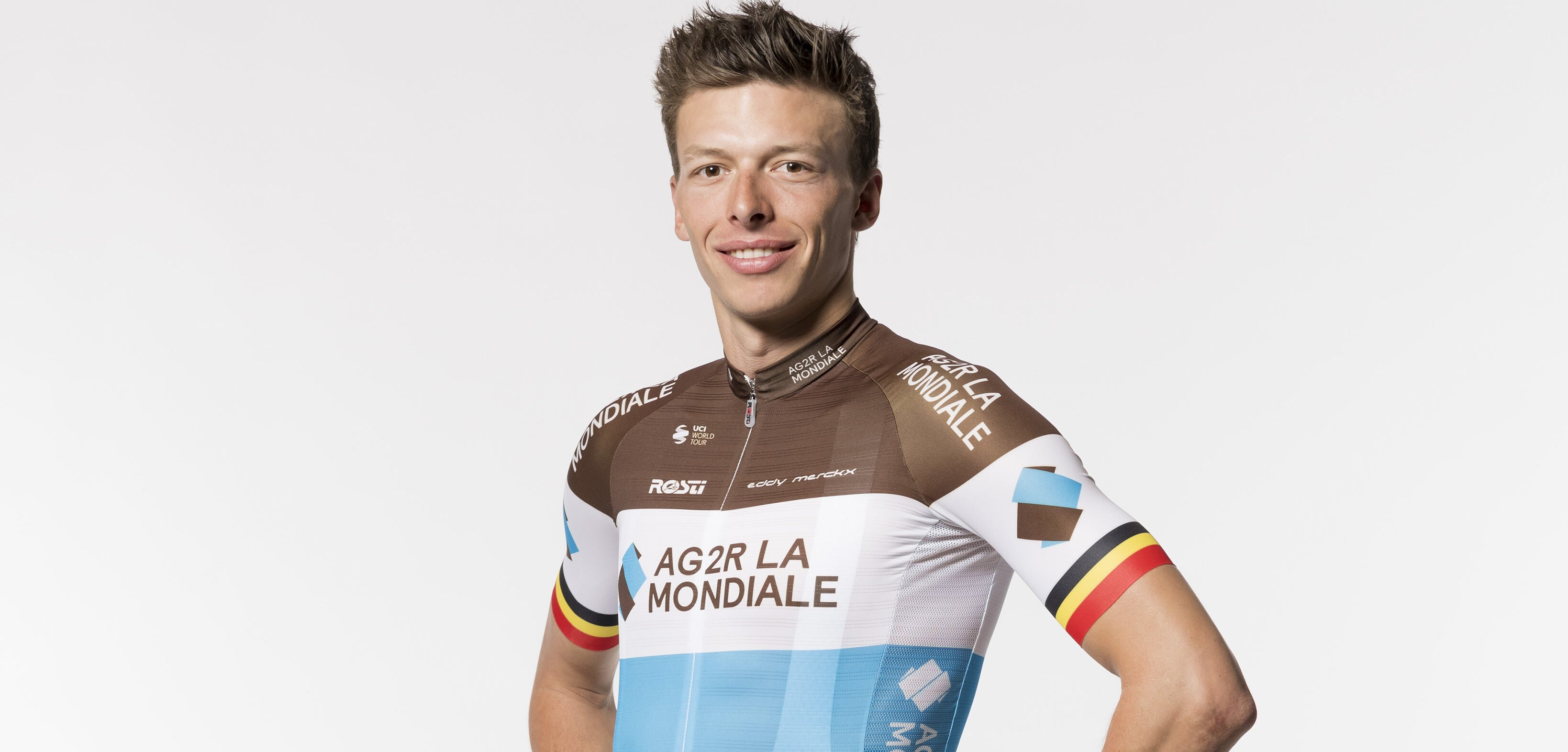 Oliver Naesen, cyklista, tím AG2R La Mondiale