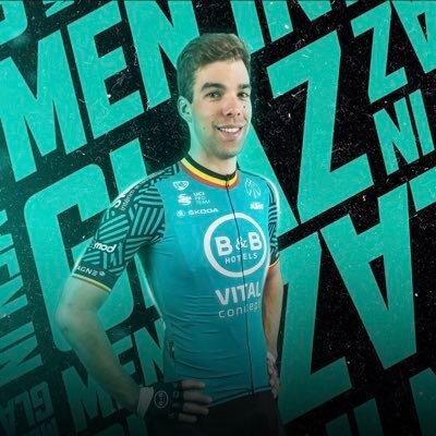 Jens Debusschere, cyklista, tím B&B Hotels - Vital Concept p/b KTM