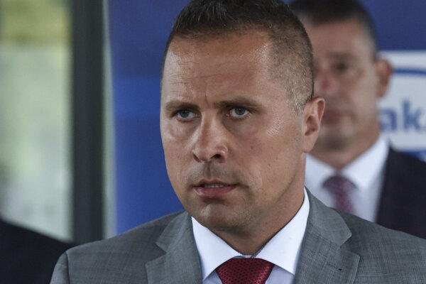 Štátny tajomník Marian Majer.