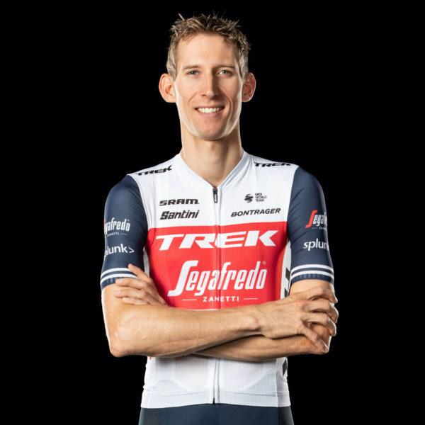 Bauke Mollema, cyklista, tím Trek - Segafredo