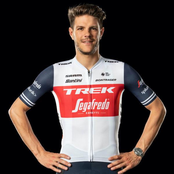 Jasper Stuyven, cyklista, tím Trek - Segafredo