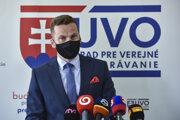 predseda Úradu pre verejné obstarávanie (ÚVO) Miroslav Hlivák