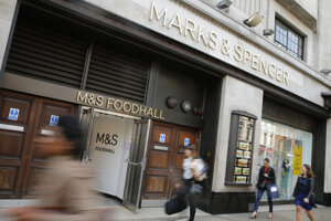 Obchod Marks and Spencer