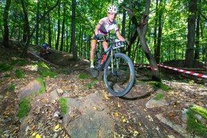 Jana Keseg-Števková je slovenskou jednotkou v horskej cyklistike už vyše 20 rokov.