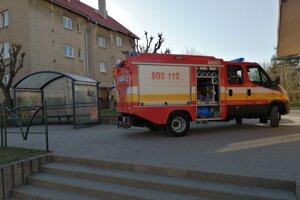 Dobrovoľní hasiči budú dezinfikovať verejné priestory.