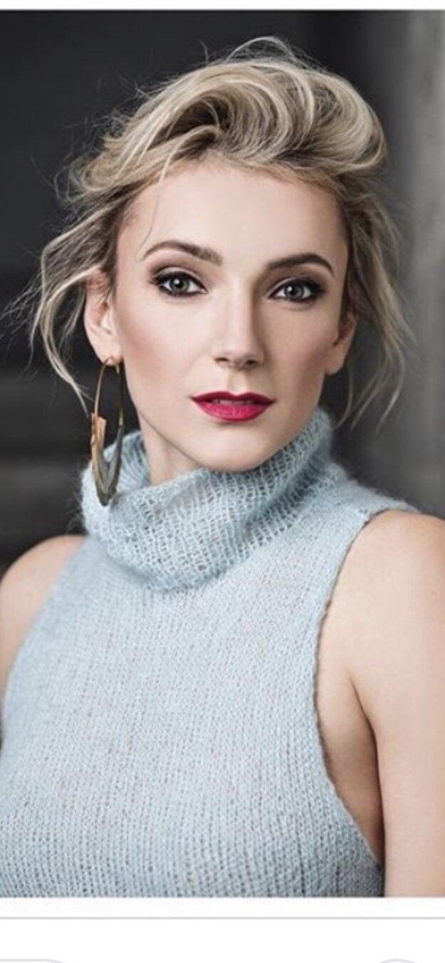 Alexandra Borbély.