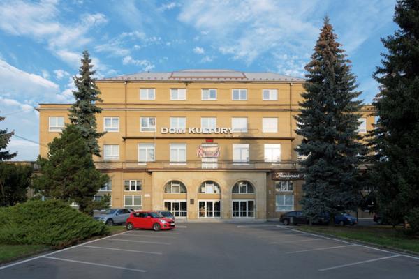 Dom kultúry v Dubnici nad Váhom (Zdroj: dubnica.eu)