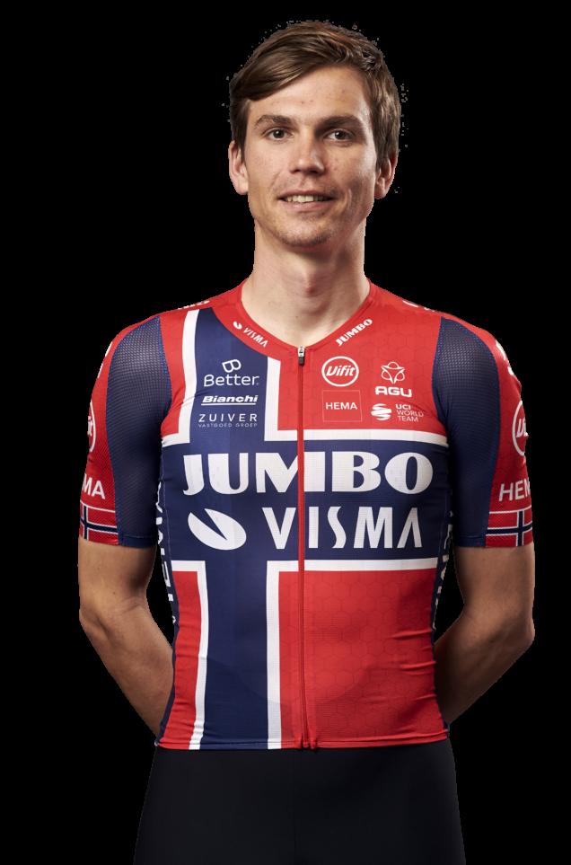 Amund Grondahl Jansen, cyklista, tím Team Jumbo-Visma