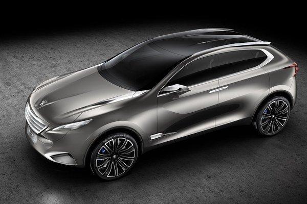 Peugeot už svoju predstavu luxusného SUV zhmotnil v koncepte SXC pred asi dvoma rokmi.