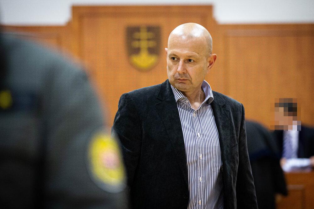 22. január 2020. Svedok Miroslav Kriak.