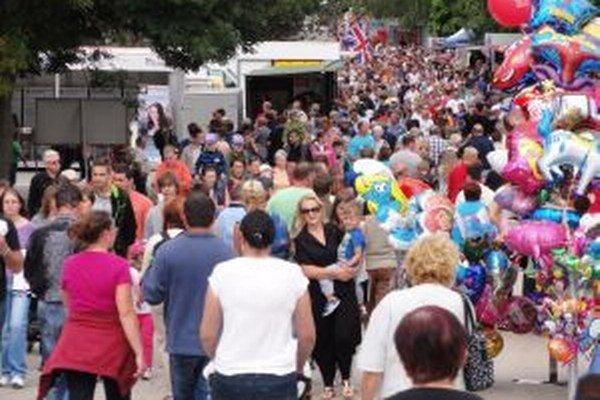 Agrokomplex privítal vlani vyše 107-tisíc návštevníkov.