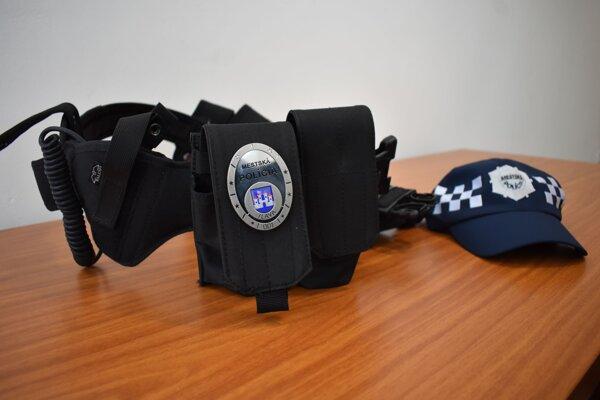 Mestskí policajti v Ilave dostali potrebnú výbavu