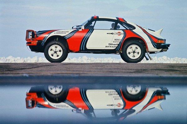 Je otázne či by súčasný model Porsche 911 vyzeral rovnako dobre ako ten z konca 70. rokov.